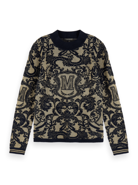 Jersey Intarsia Scotch and Soda