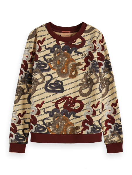 Jersey Serpientes Scotch and Soda