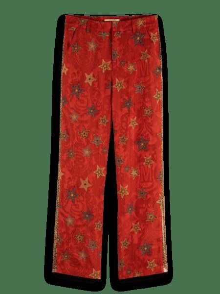 Pantalones Jaquard Scotch and Soda
