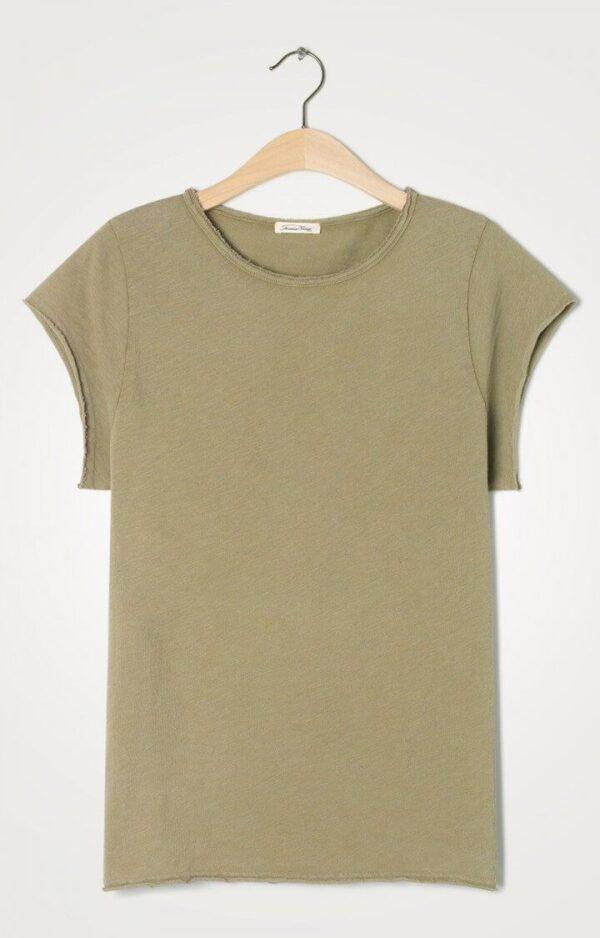 camiseta oliva vintage