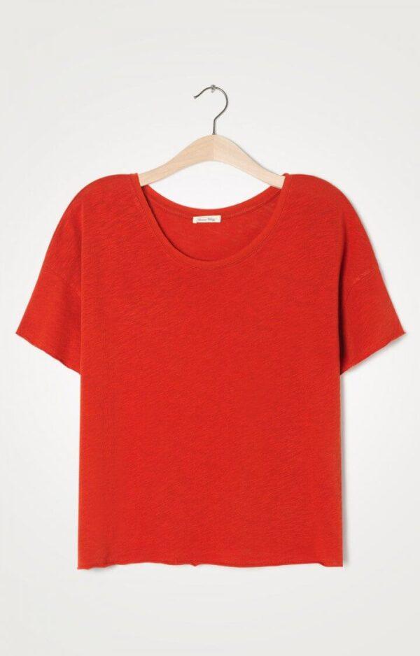 camiseta roja mejor