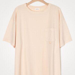 camiseta salmon