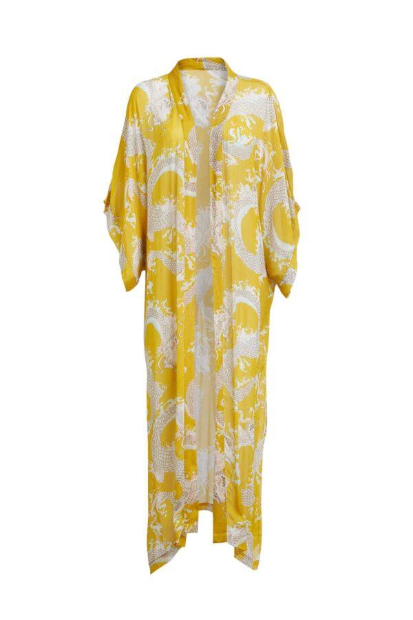 Kimono rabens Saloner