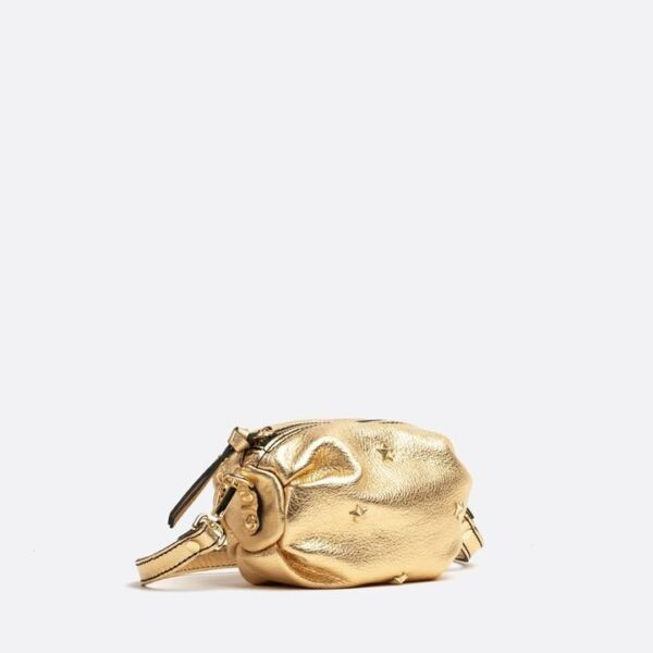 bolso dorado