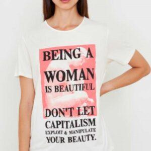 camiseta elliot mujer
