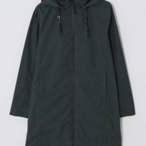 Ura rainwear green