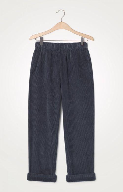 pantalon color zinc